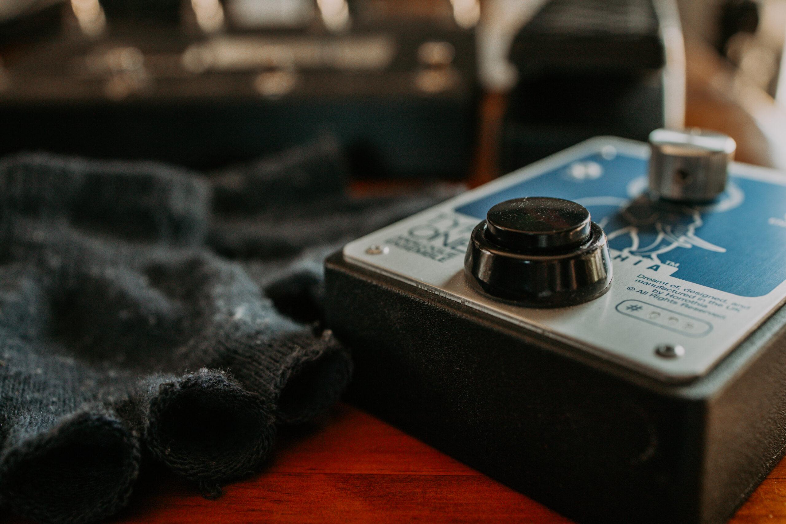 Benjamin Shaw – Ponderer Sounds
