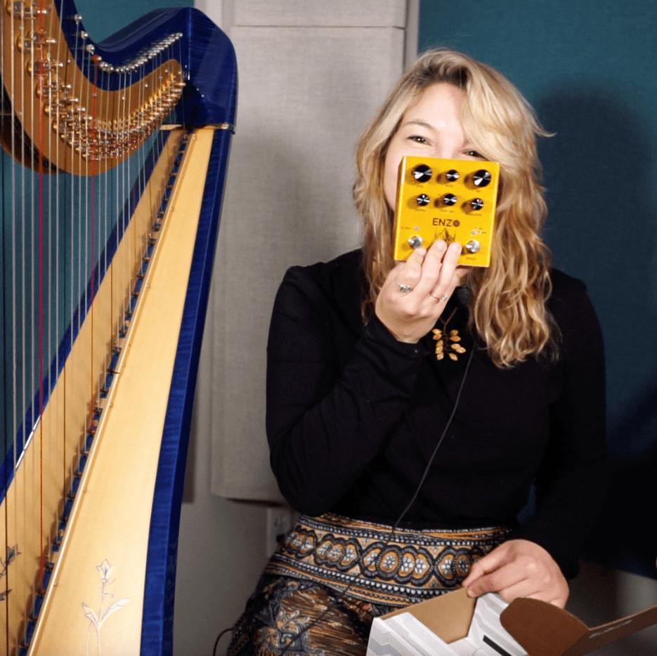 Emily Hopkins - Harpedalist